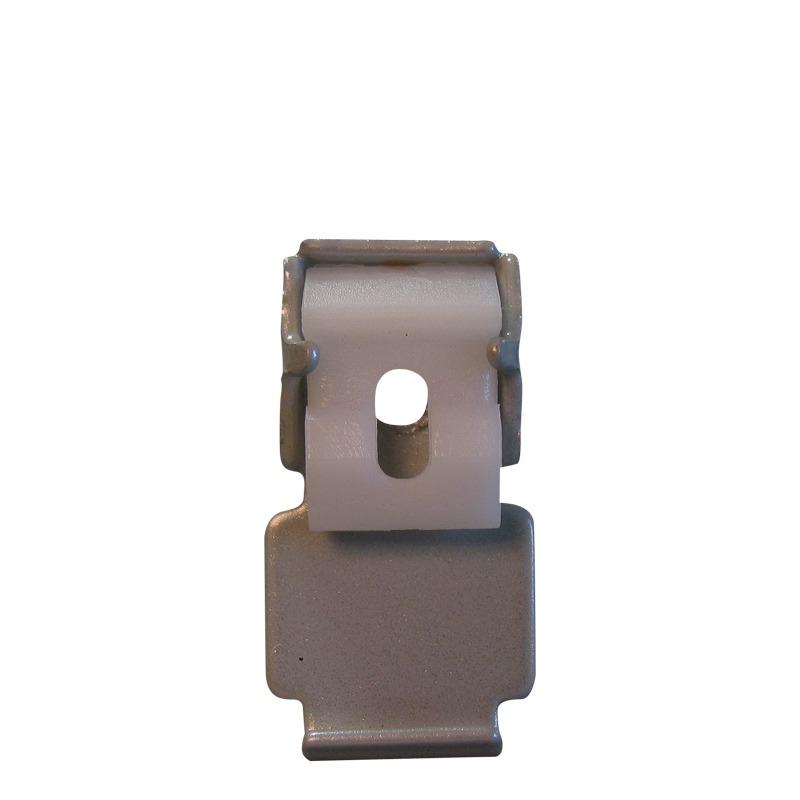 KS-DS smartklick plafondsteun+kap grijs