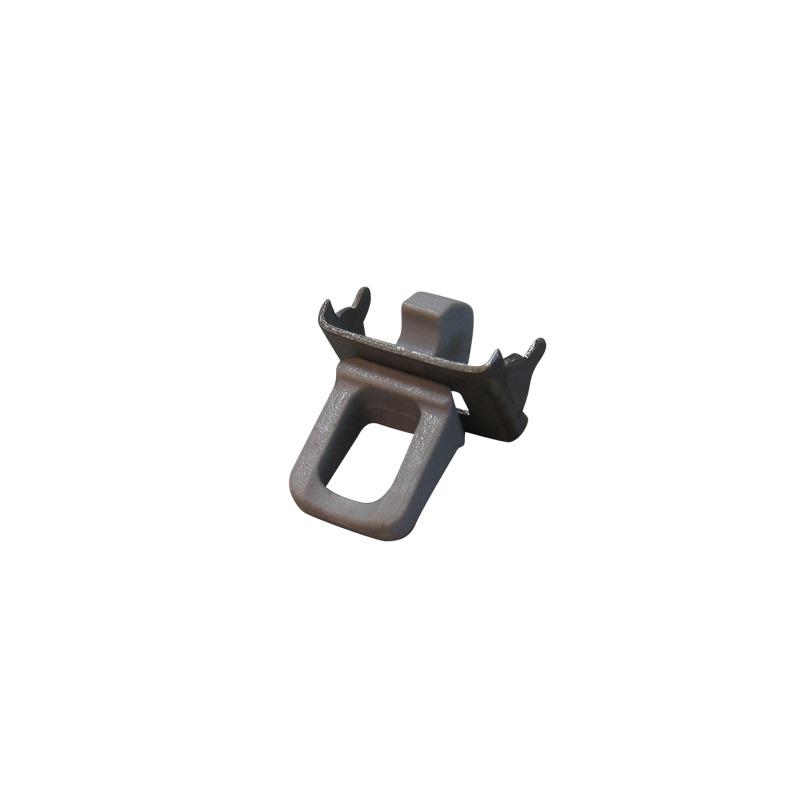 KS-DS eindstop draaibaar grijs
