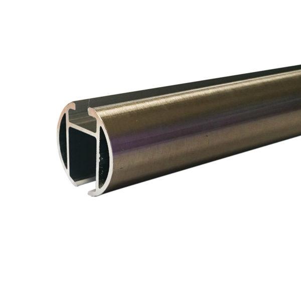 RR 28mm Railroede RVS | Rails en Roedes