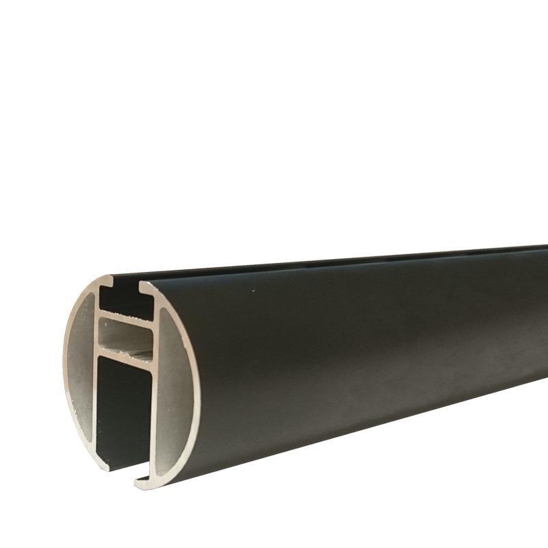 35mm Railroede Zwart