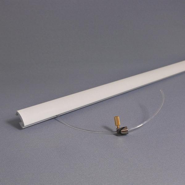 R&R Schilderijrails Picto Ovaal | Rails en Roedes