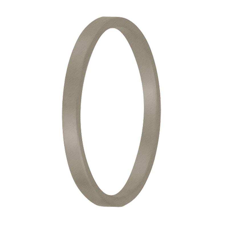 RR Ring zonder kunststof inleg voor 20mm roede RVS